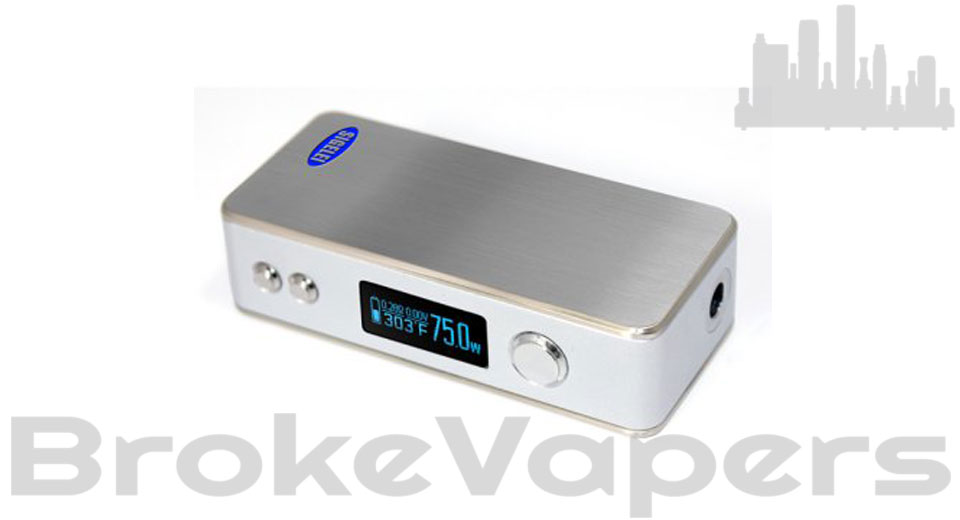 Authentic Sigelei 75W TC Temperature Control Mini Box Mod