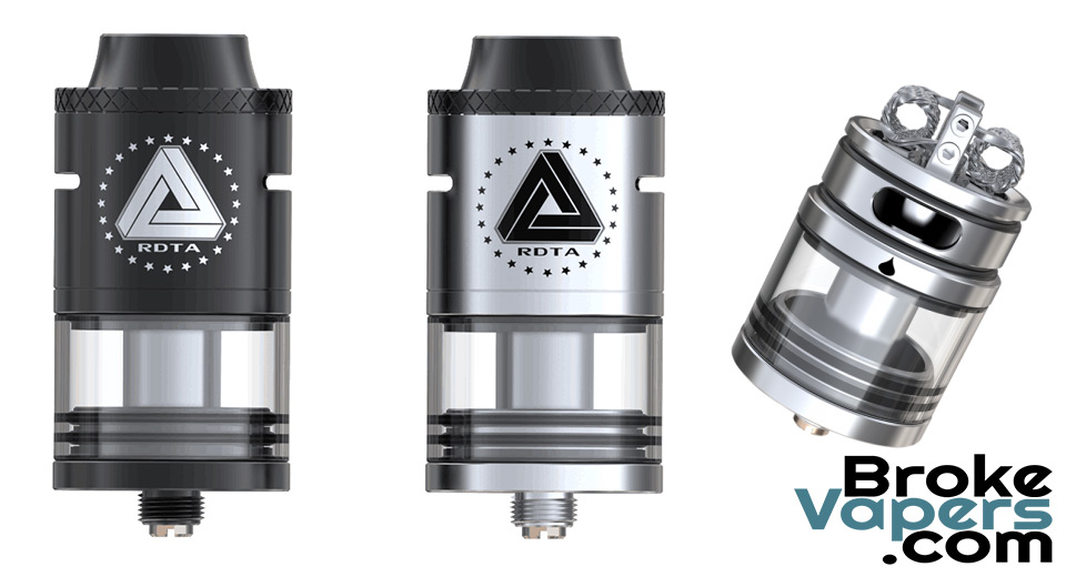 Authentic IJOY Limitless RDTA