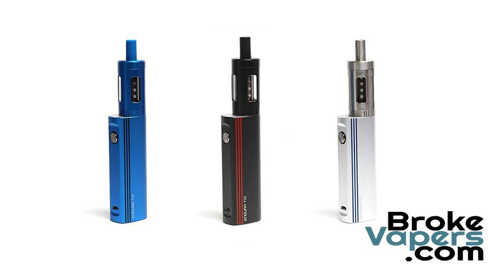 Authentic Innokin Endura T22 Starter Kit