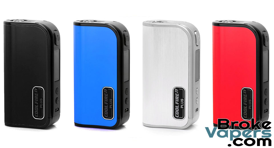 Authentic Innokin Cool Fire 4 Plus Mod Only