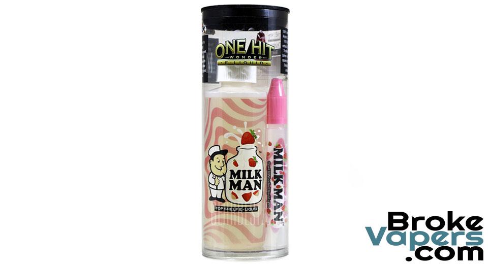 Milk Man E-Liquid by One Hit Wonder