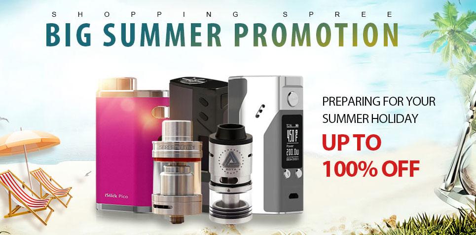 Gearbest Big Summer Promotion